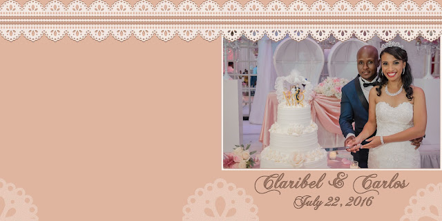 ARTLOOK WEDDING ALBUM SAMPLE OF DESIGN