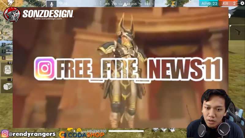 Bocoran Elite Pass Season 10 Free Fire Bertemakan Mesir