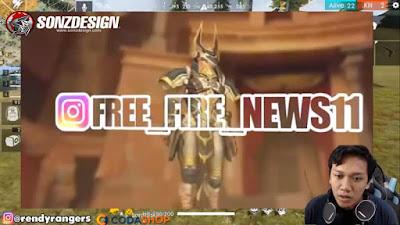 Bocoran Elite Pass Season 10 Free Fire Bertemakan Mesir!?!