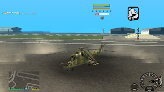 mta screen 2017 07 30 18 12 35 - Heli De Ataque Russo Mi-24