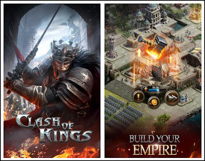 Clash Of King MOD APK v2.18.1 Update Terbaru 2016