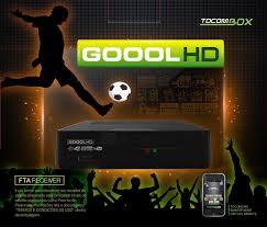 TOCOMBOX GOOOL HD NOVA ATUALIZAÇÃO V 3.037 - 30/04/2017