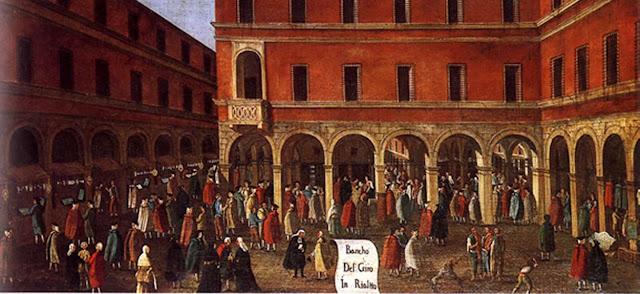 Banco del Giro y economia