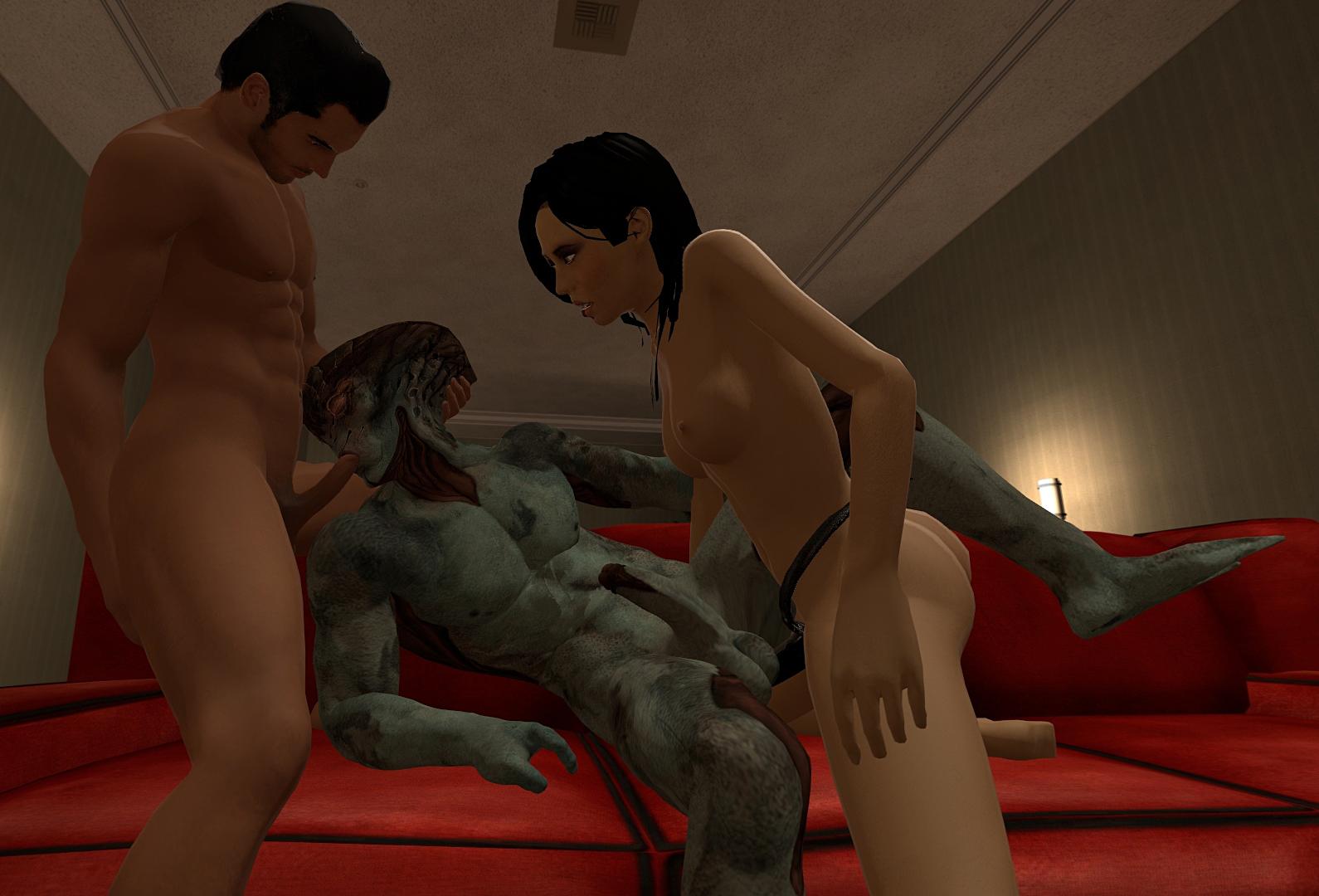 Dragon Age orgie