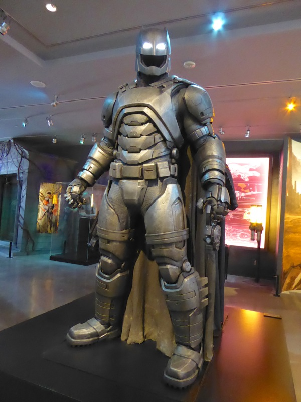 Batman v Superman Dawn of Justice Mech Batsuit