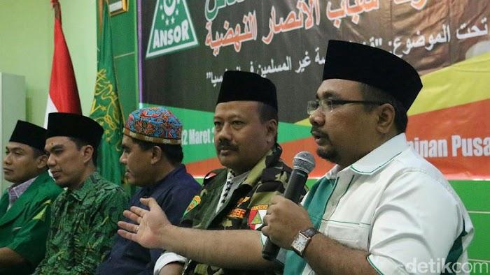 GP Ansor Apresiasi dan Dukung Pemerintah Membubarkan HTI