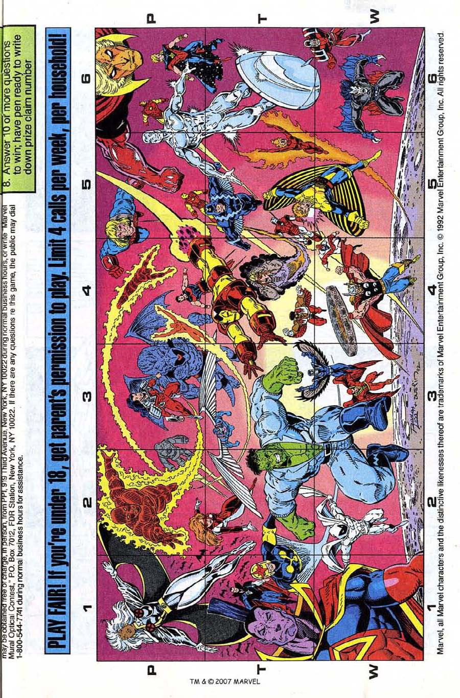 Silver Surfer (1987) issue 66 - Page 25
