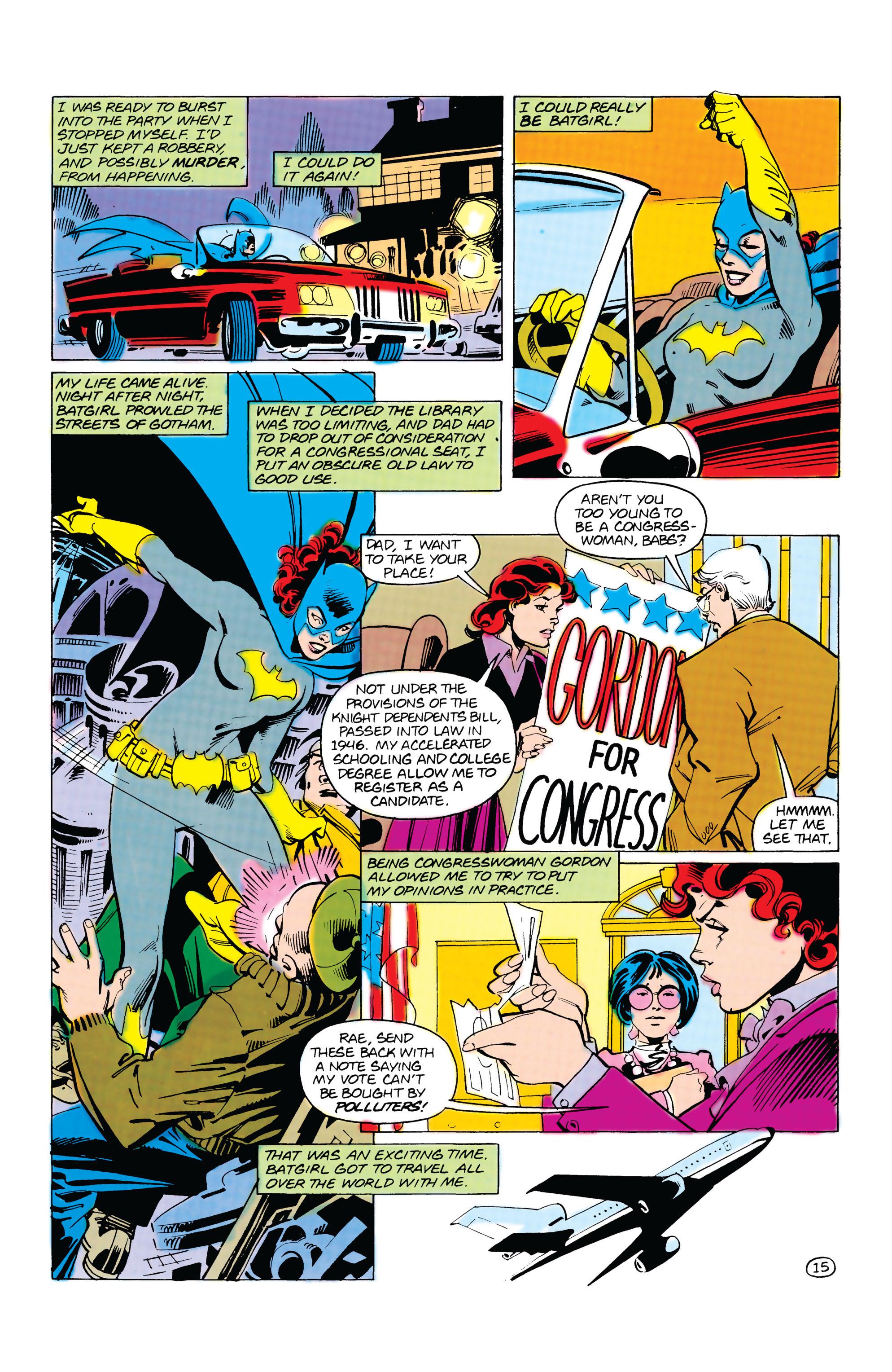 Read online Secret Origins (1986) comic -  Issue #20 - 16