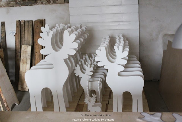Choinka, Boże Narodzenie,Święta,Renifer,Renifery,Drewniane renifery, Rudolf