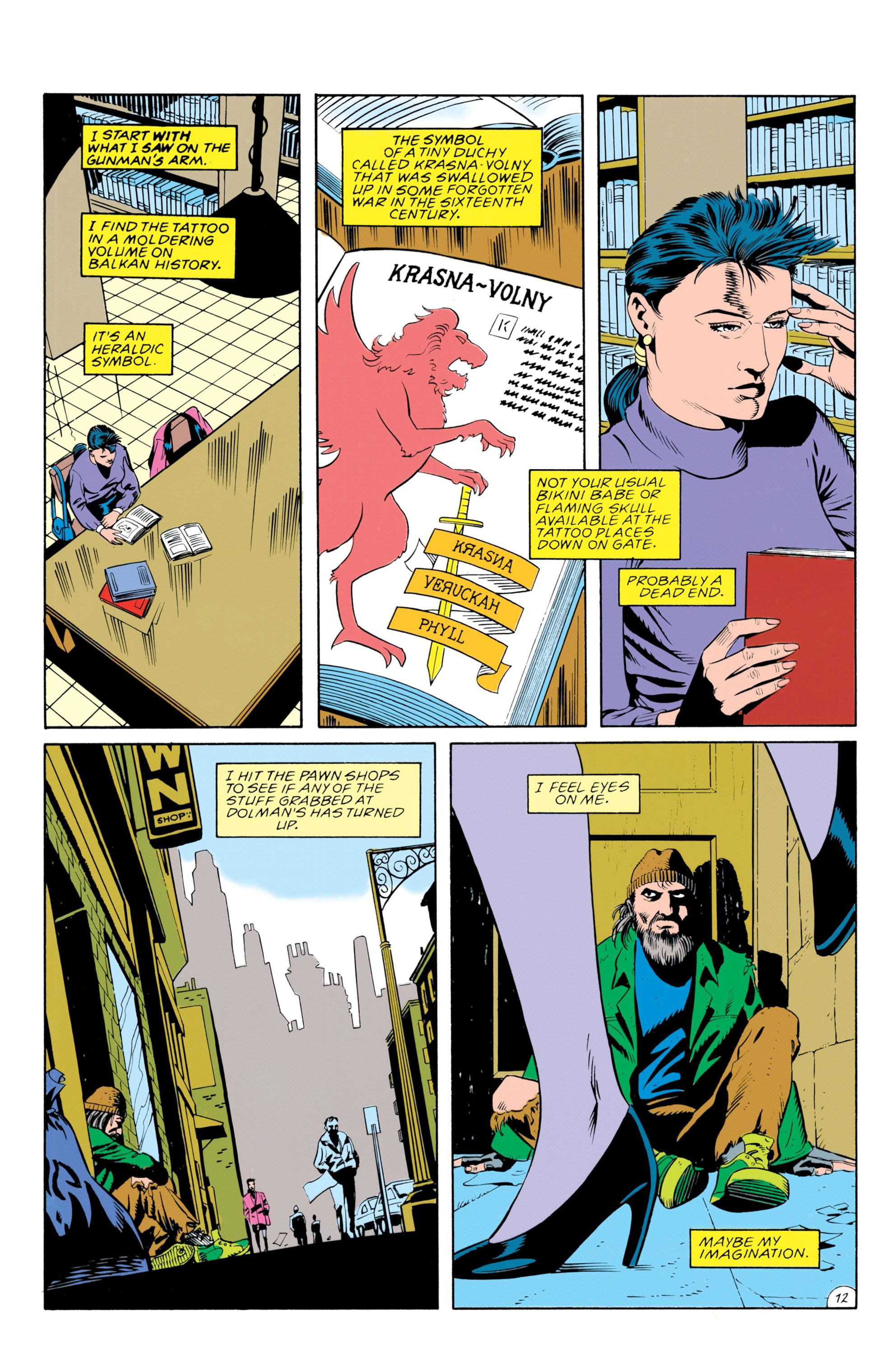 Detective Comics (1937) 652 Page 12