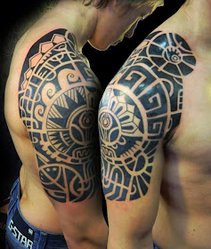 57 Tatuajes Maori Para Chicos Belagoria La Web De Los Tatuajes - Maori-tattoo-brazalete