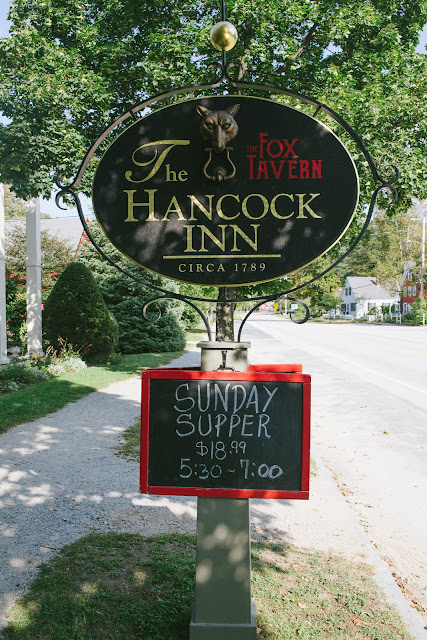 oldest inn in new hampshire