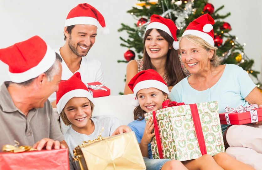 Christmas Greetings for Grandparents