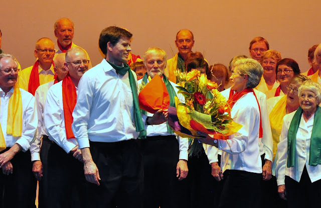 After the Zimbe! performance in 2010.