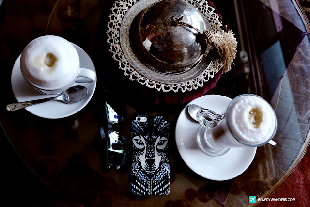 bowdywanders.com Singapore Travel Blog Philippines Photo :: Turkey :: Kybele Café Restaurant: Have Some Turkish coffee at this Perfect Local Hotel Favorite in Istanbul