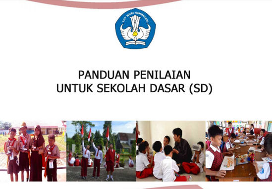 Panduan Penilaian K13 SD  Revisi 2018 PDF