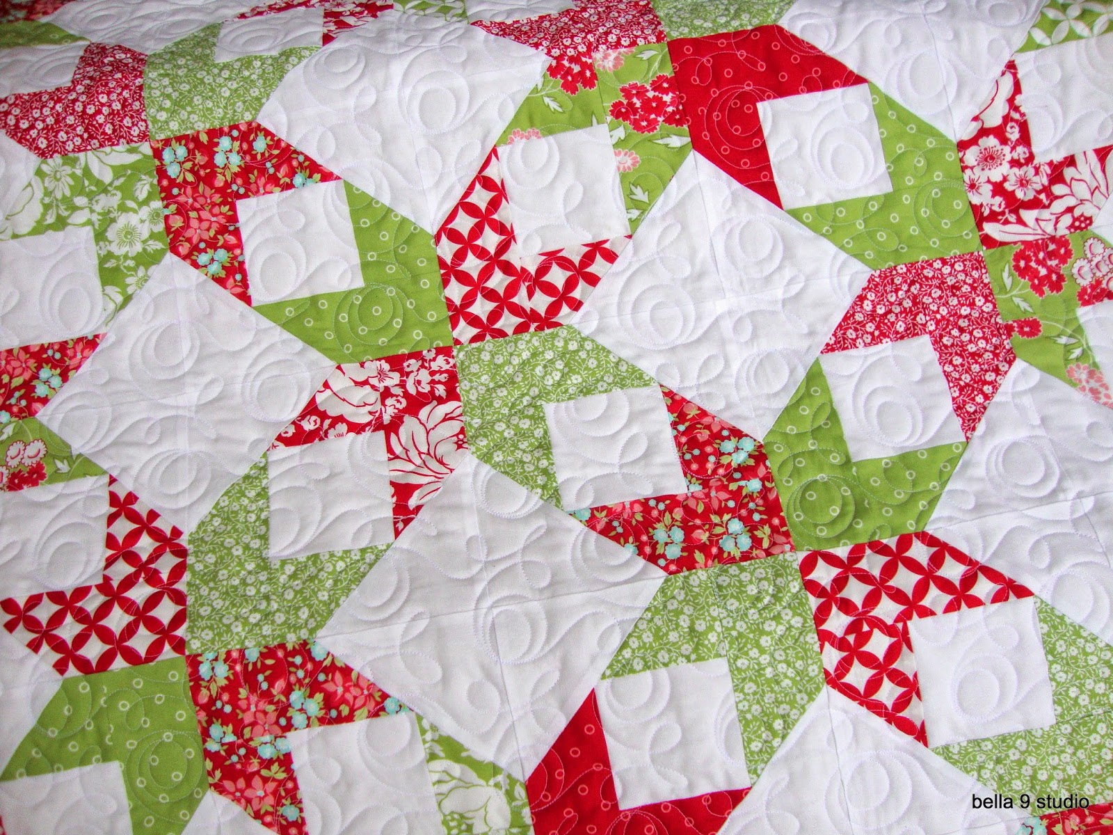 Bella 9 Quilting Studio Bonnie S Quilt