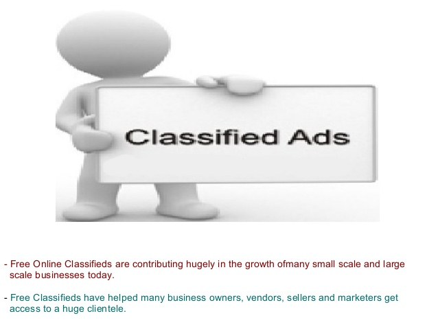 Classified Ads Managements