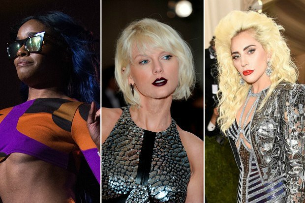 Azealia Banks acusa a Lady Gaga y a Taylor Swift de copiarle sus ideas.
