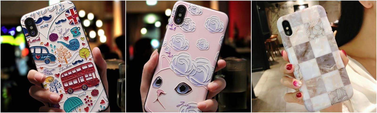 cute korean phone case