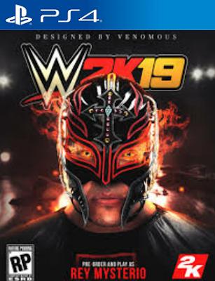 WWE 2K19 _ PS4