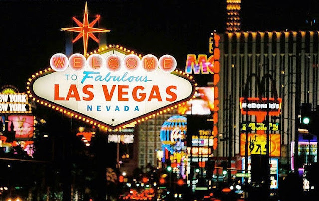 Major places and attractions in Las Vegas