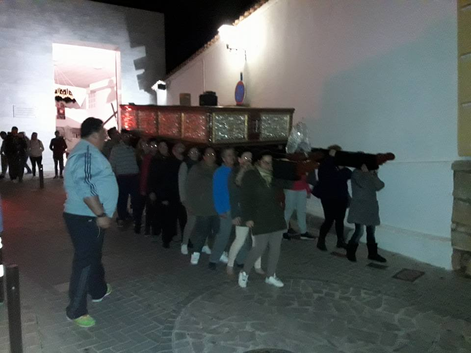 Blog capilla del mar garrucha almer a cuaresma - Trabajo en garrucha ...