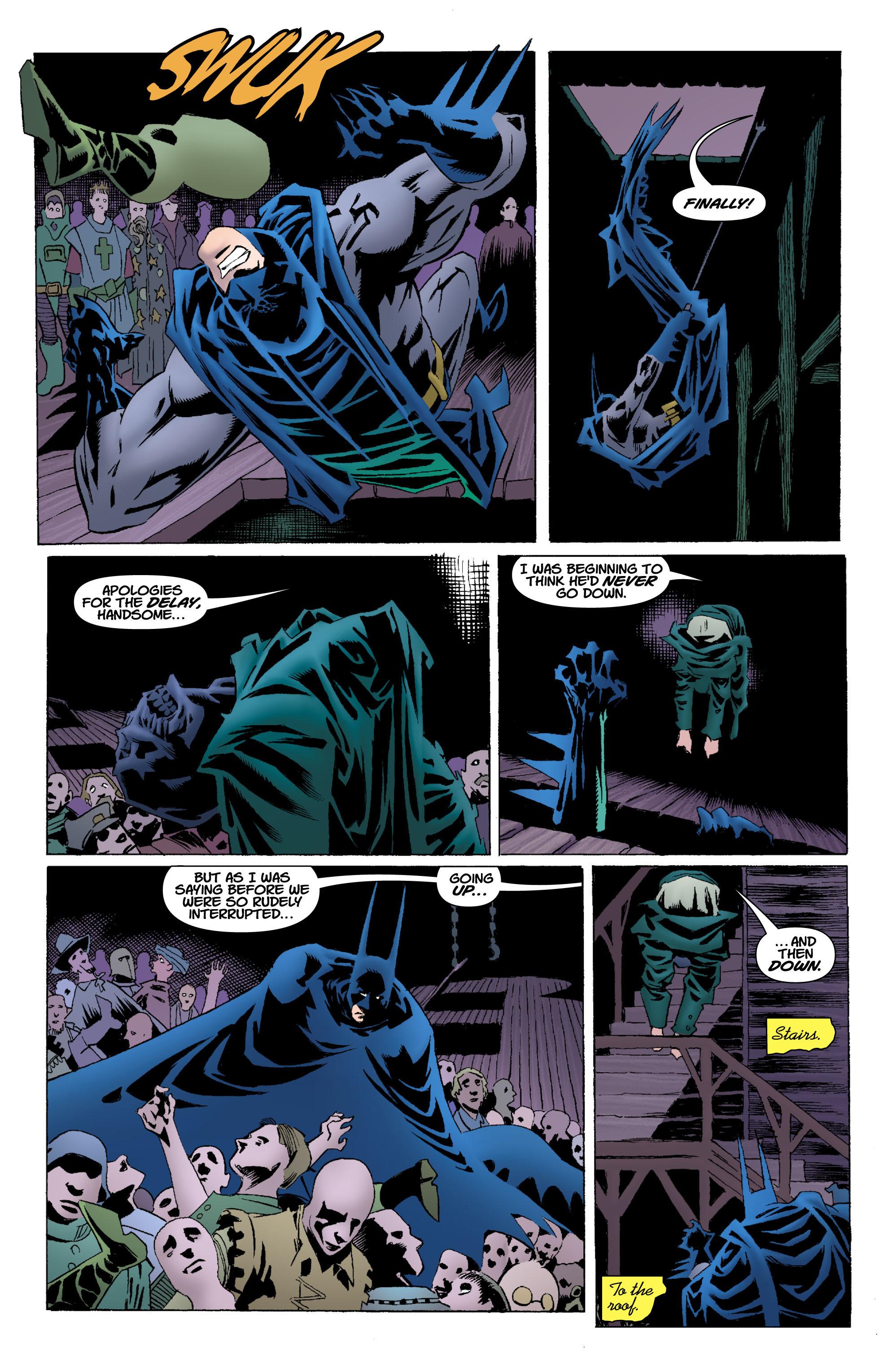 Read online Batman: Unseen comic -  Issue #4 - 17