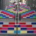 19 escadarias ao redor do mundo transformadas com arte