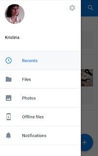 Dropbox nalog