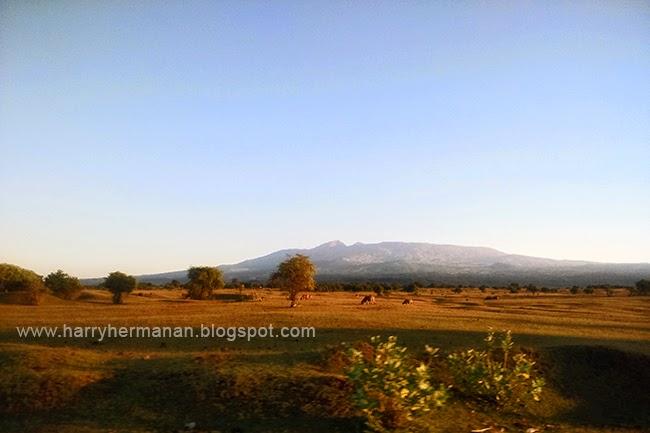Perjalanan Menyambut 2 Abad Meletusnya Tambora