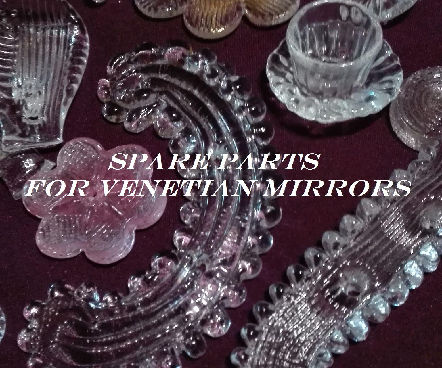 Venetian Mirrors Precious Works Of Art