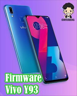 Firmware Vivo Y93