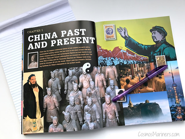 A New Kind of Guidebook: A Geek in China {Review} | CosmosMariners.com