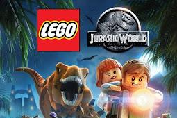 LEGO Jurassic World [4.66 GB] PS3 CFW