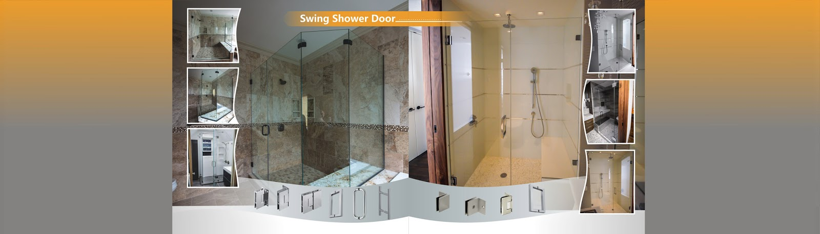 Custom Frameless Shower Doors Get Free Estimate Now