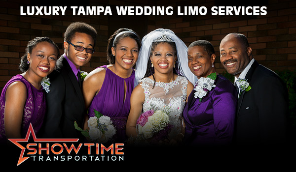 Tampa Wedding Limo Services