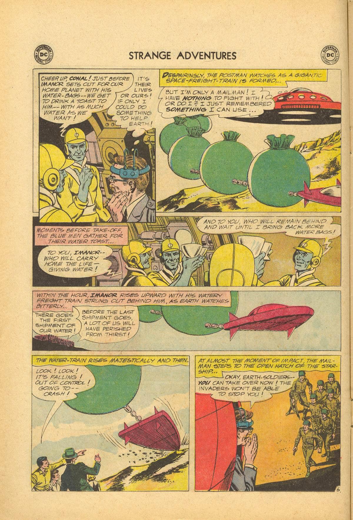 Strange Adventures (1950) issue 148 - Page 8
