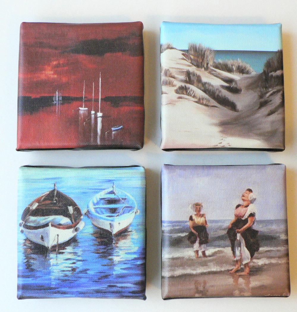 Art Studio Atelier28 New Mini Canvas Prints