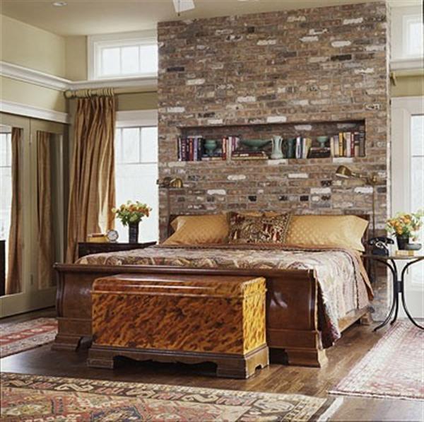 Brick Laminate Picture: Brick Interior Design Ideas