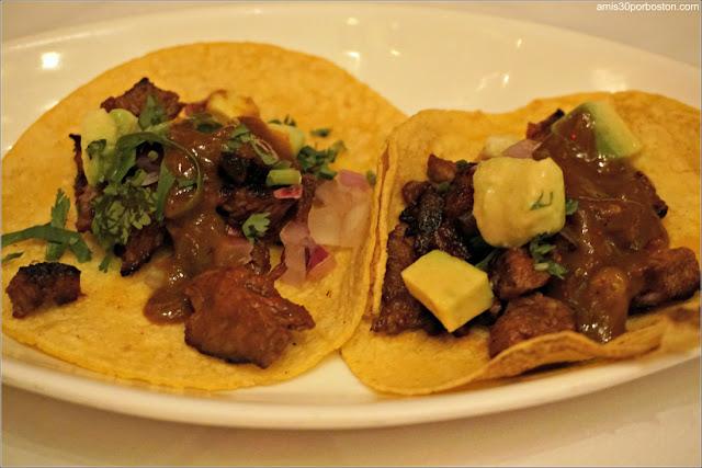 Toloache 50: Tacos de Carne Asada