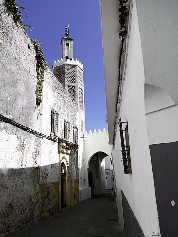 Mezquita de la kasbah.