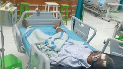 Korban Kecelakaan Tunggal,  Belum Tersadarkan di RSUD dr. Tjitrowardojo