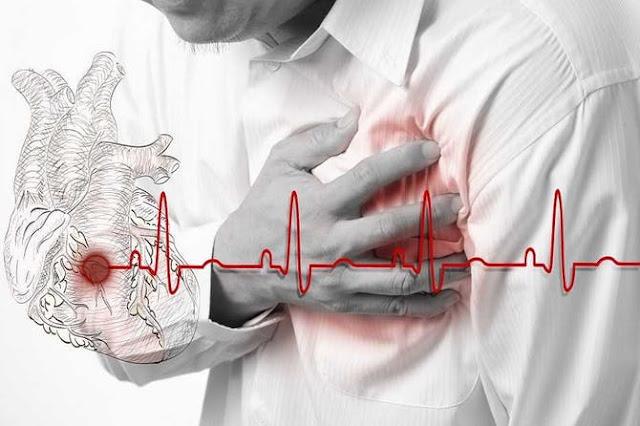 ما أعراض الجلطة القلبية وماهو علاجها