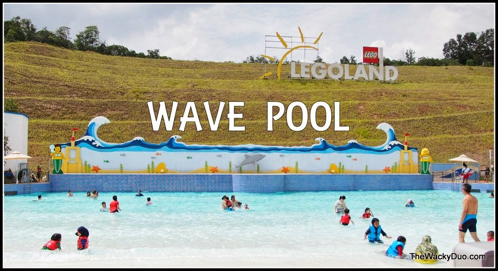 how to make a mini wave pool