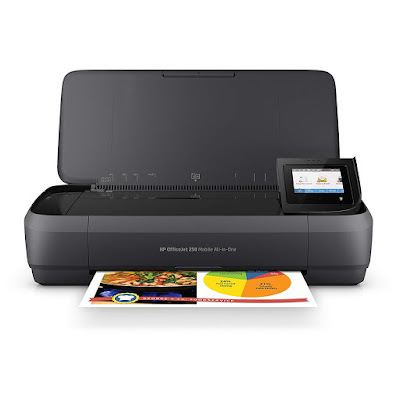 tardily portable printing wherever you lot ask it HP OfficeJet 250 Driver Downloads