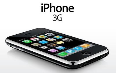 Harga Dan Spesifikasi iPhone 3G S 32GB