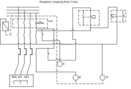 Motor Load Ke 380 Volt Motor Amperage Chart Wiring Diagram