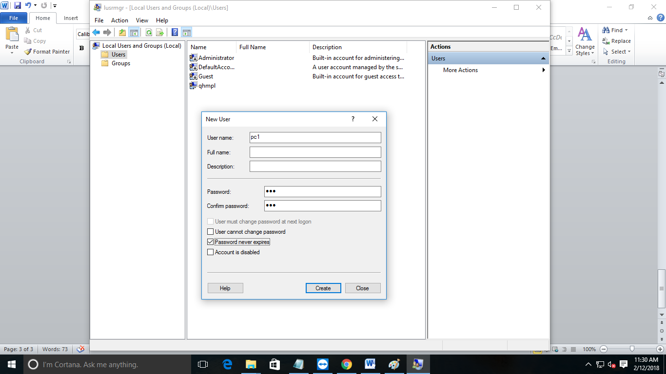 how to configure qhmpl thin client on windows 7
