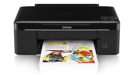 Epson stylus sx130 compact all-in-one printer (print, copy and.